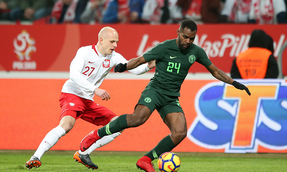Poland - Nigeria, Match Report